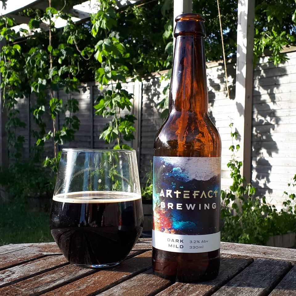 Dark Mild by Artefact Brewing